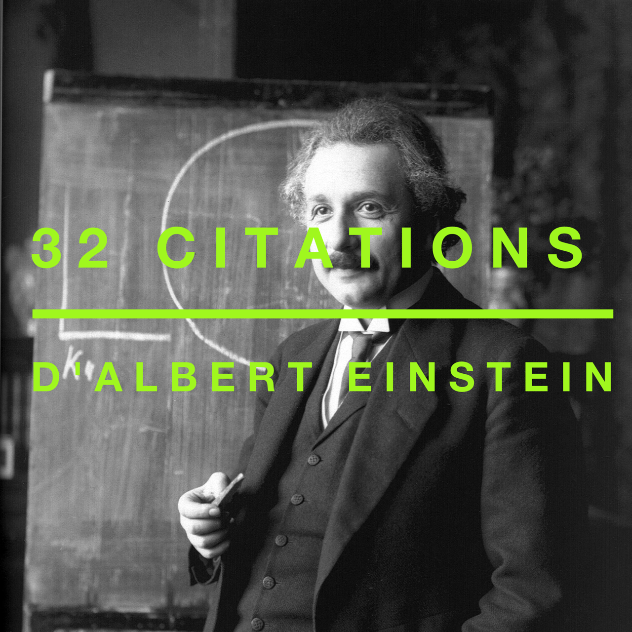 La sagesse et l'intelligence d'Albert Einstein en 32 citations