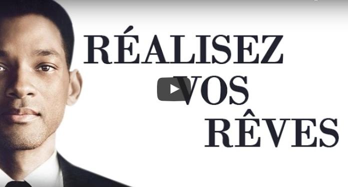 Vidéo de motivation : réalisez vos rêves