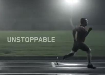 Inspirant : cet athlète paralympique court sur la piste de sa vie